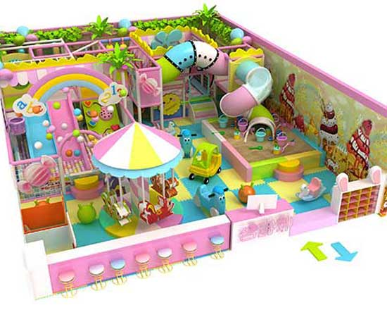 Kids Indoor Play Centre for Fun